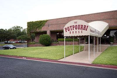 Restaurant Tyler Texas Potpourri House