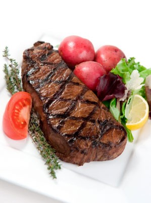 Steaks, Cooked-to-Order