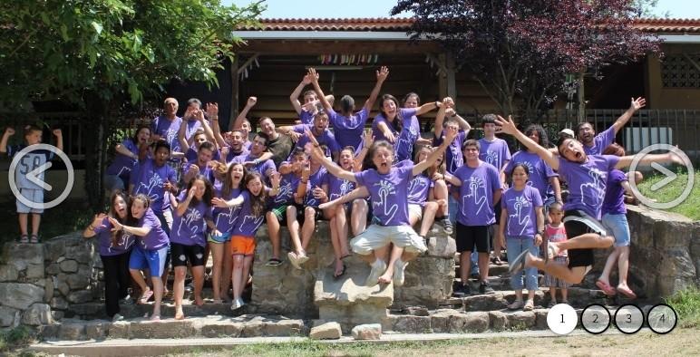 Larcada Christian Camp Madrid Spain Staff