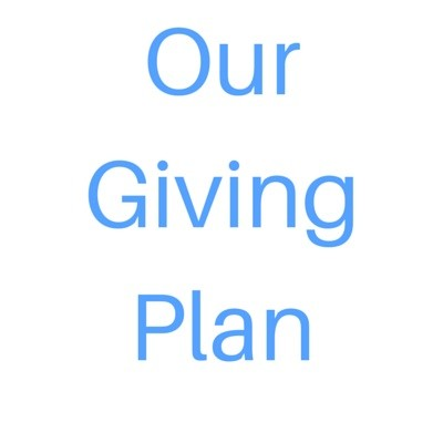 Our Giving Plan