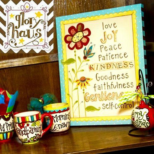 Glory Haus gift shop tyler texas