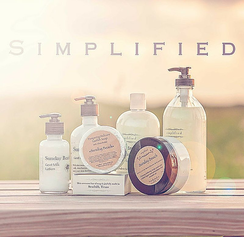 Simplified Soap Gift Shop Tyler TX