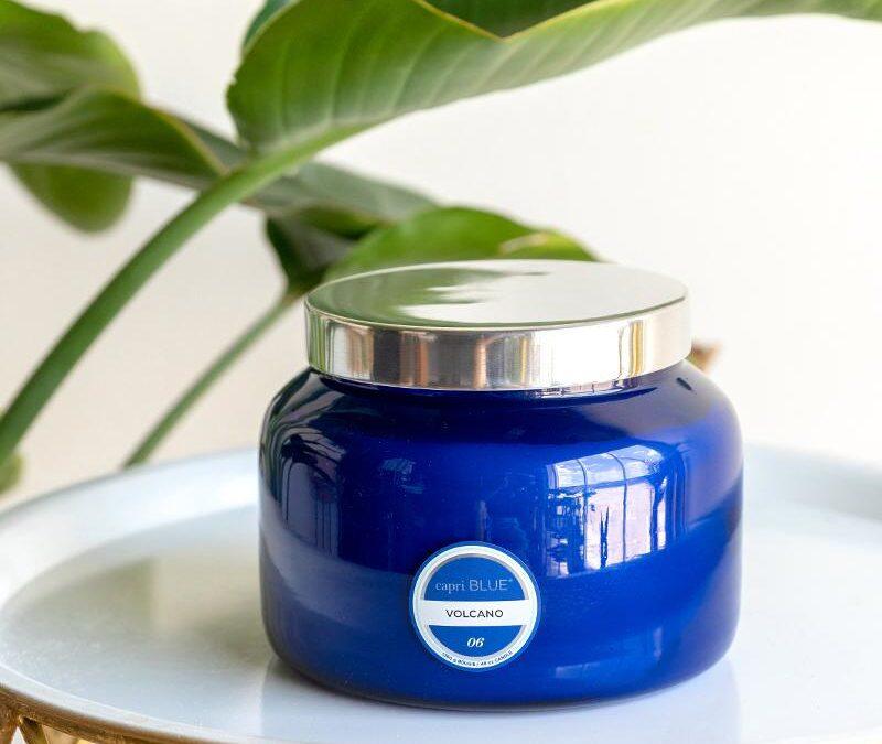 Introducing Capri Blue